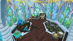 Meilyr Clan Store interior