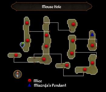 Mouse Hole map