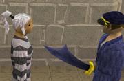 RO gevangen