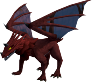 Red dragon (NPC)