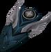Rune kiteshield (Saradomin) detail