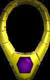 Skills necklace detail