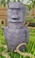 Tribal statue