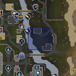 Goblin cook (Lumbridge) location
