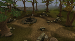 Lumbridge woodlands