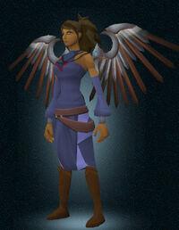Silver-bladed wings update image