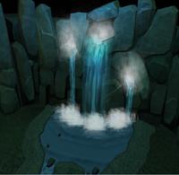Subterranean spring