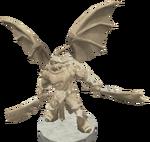 Estátua Demônio