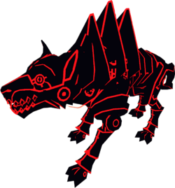 Fire Lycan (adult)
