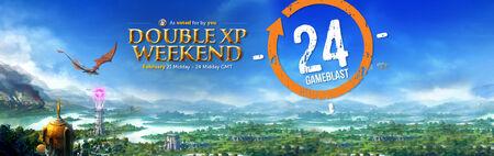 Gameblast banner