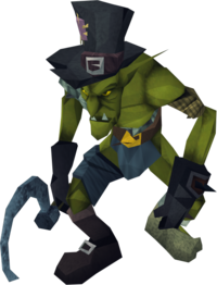 Goblin guard (The Mighty Fall)