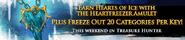 Heartfreezer amulet lobby banner