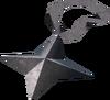 Holy symbol detail