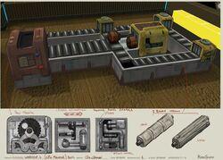 Oficina Elemental IV máquina