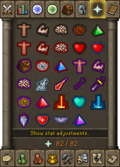Prayer interface old4