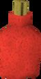 Red dye detail