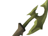 Zephyrium battleaxe