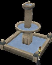 Artisan fountain