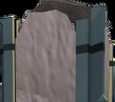 Bovistrangler trap
