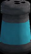 Ice shaker detail