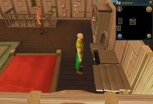 Simple clue Rimmington upstairs drawers