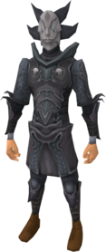 Sliske's Parody armour equipped
