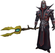 Sliske (Staff of Armadyl)