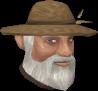 Wyson the gardener chathead