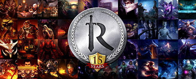 15 Year Anniversary update post header