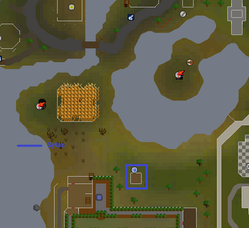 Localização de Sylas no mapa I