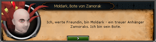 Moldak-Bote von Zamorak