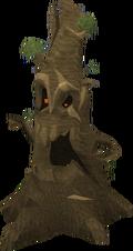 Normal evil tree