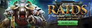 Raids lobby banner