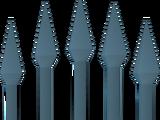 Runite bolts (unf)