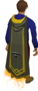 Smithing master cape equipped