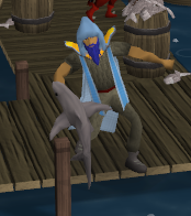 Barbarian fishing