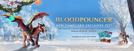 Bloodpouncer banner