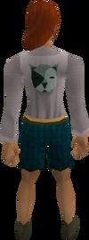 Bob shirt equipped (green)