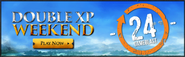 DXP Weekend lobby banner2