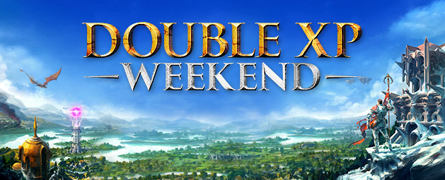 Double XP Weekend update post header 2
