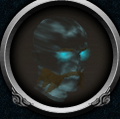Ghostly druid head chathead.png