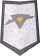 Steel kiteshield (Dorgeshuun) detail