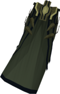 Tectonic robe bottom (barrows) detail