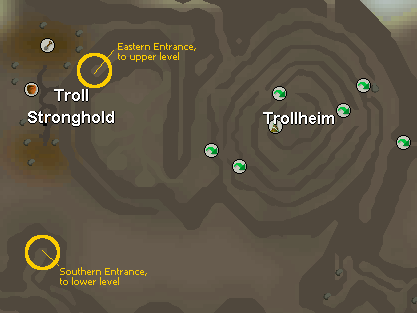 TrollStronghold location
