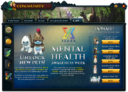 Community (Mental Health Awareness Week) interface 3