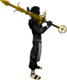 Golden Saradomin godsword equipped.png