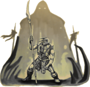 Guthan lore