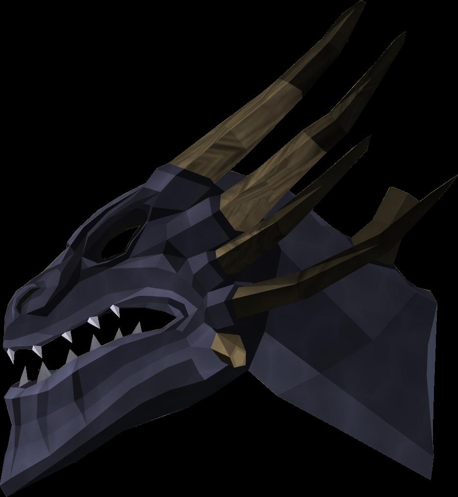 king black dragon head runescape wiki fandom powered by wikia