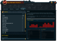 RuneMetrics (Drops) interface