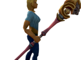 Second-Age staff